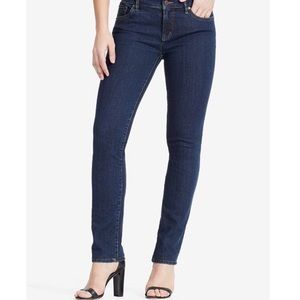 Ralph Lauren | High Waisted Classic Straight Jean